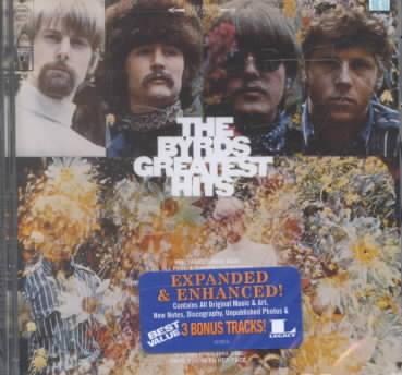 GREATEST HITS BY BYRDS (CD)